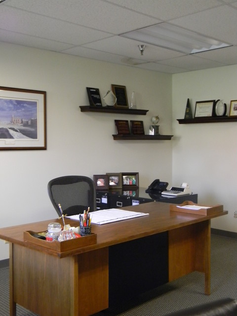 Family business office for Houzz corporate office