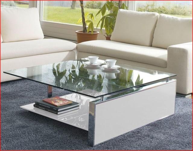 Fan Coffee Table modern-coffee-tables