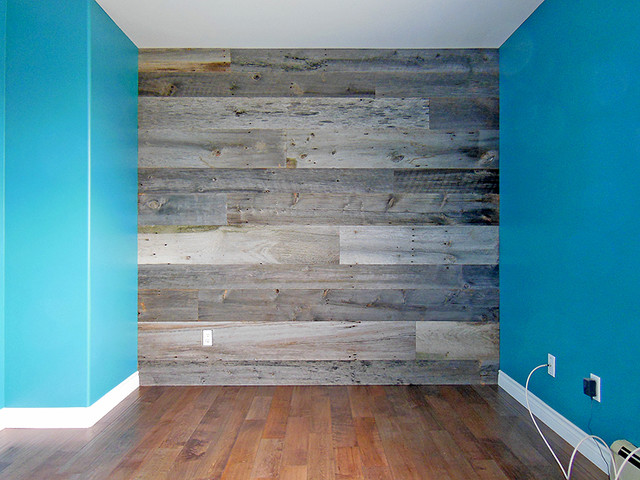 Feature Wall Application Farmhouse Home Office