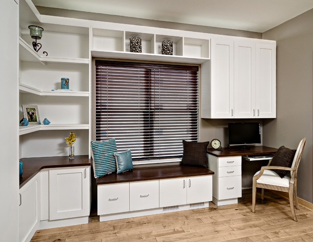 Featured Home Office Murphy Bed Project Contemporary