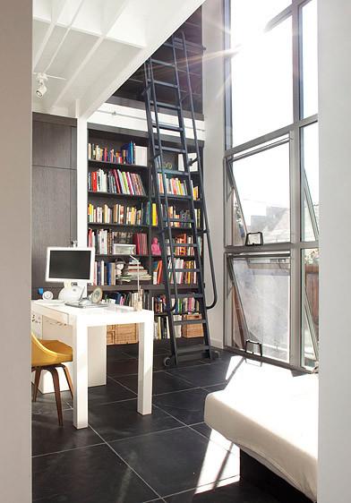 Feldman Architecture contemporary-home-office