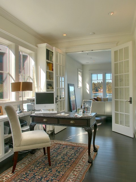 ferguson traditional home office