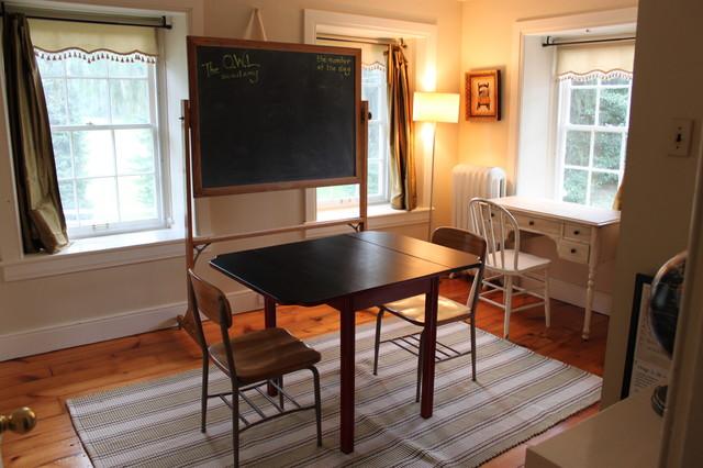 Fieldstone Hill farmhouse-home-office