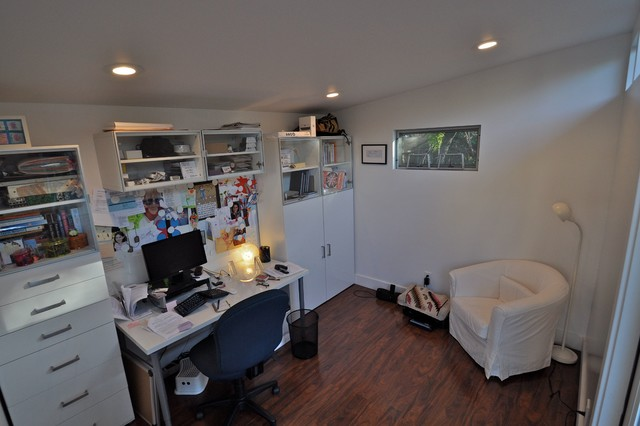 ... work space - Modern - Home Office - san francisco - by Studio Shed