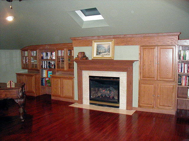 Fireplaces Design And Installation Traditional Home