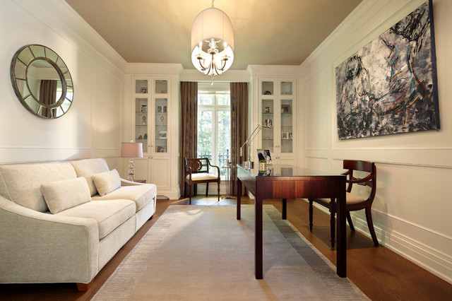 Forest View transitional-home-office