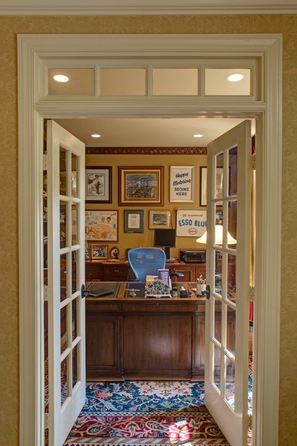 Office Foyer Design : Foyer home office traditional dc metro