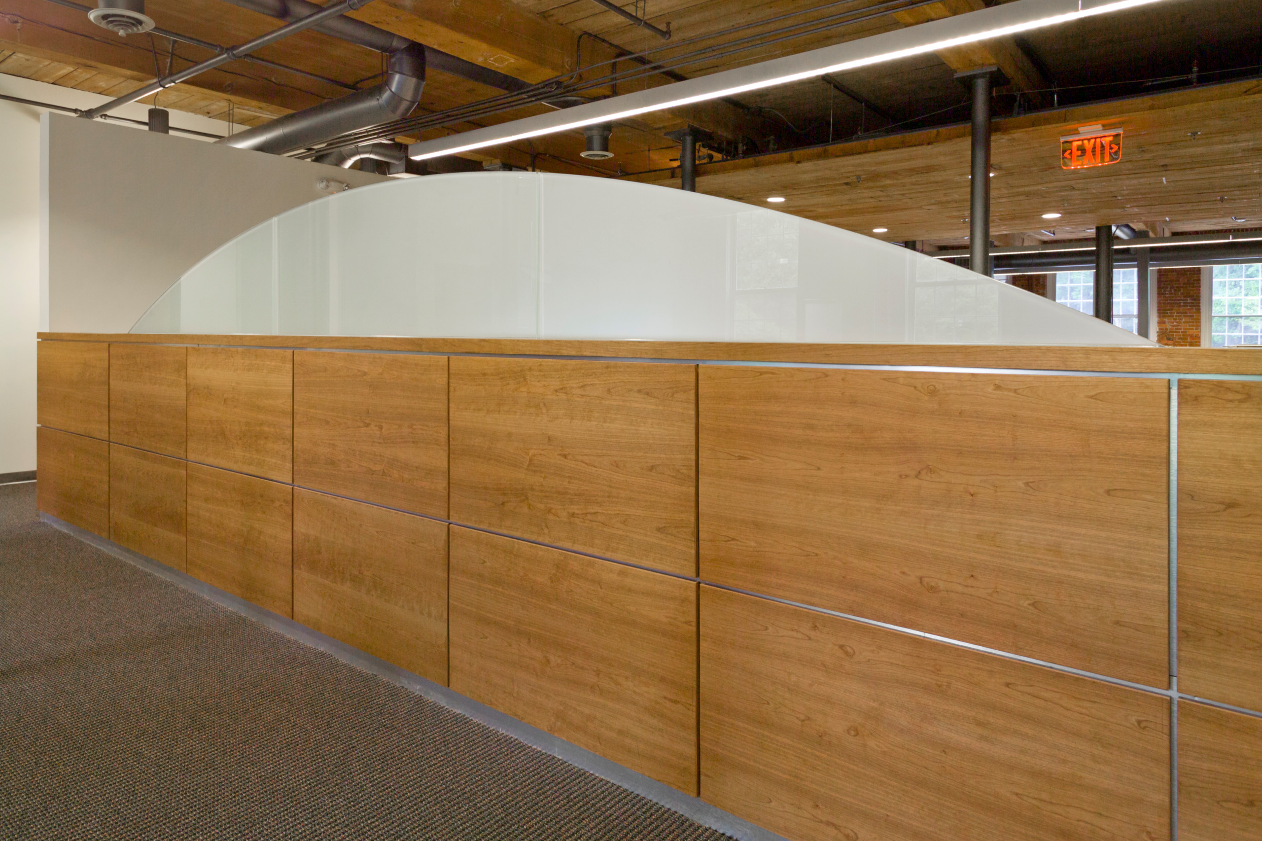 Glass Partition Wall Houzz
