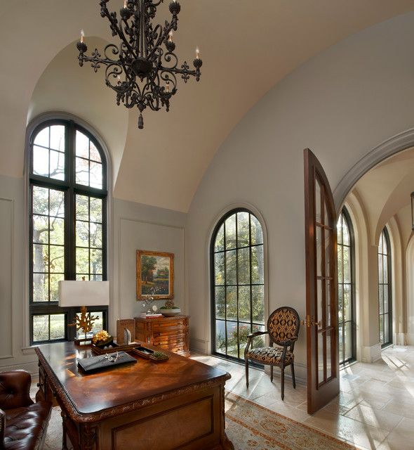 French Country Naperville Il Mediterranean Home