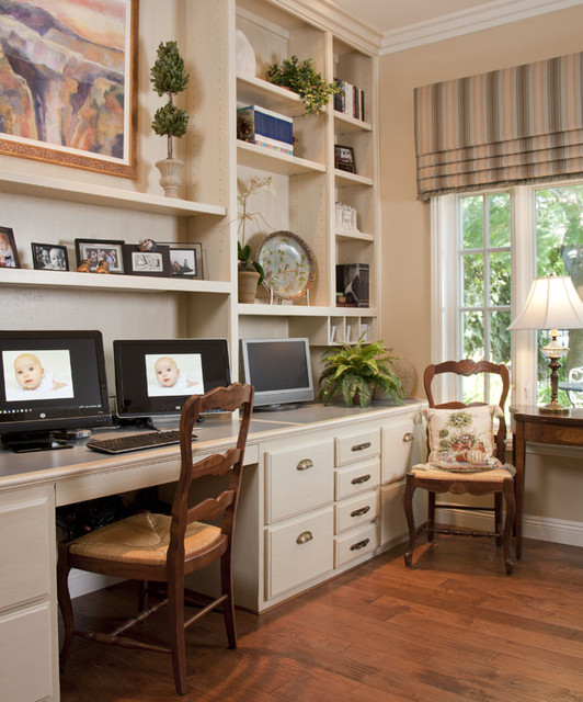 Full time home office traditional-home-office