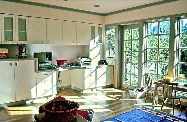 Funston Avenue 1 Office / Playroom / Storage - Contemporary - Home Office - san francisco - by ...