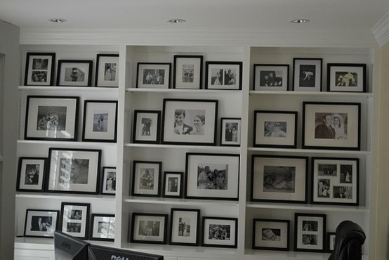 Gallery Wall  home office