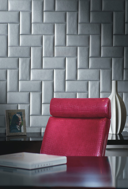 Garrett Leather Wall Panels