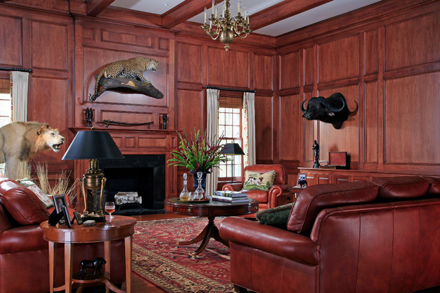 Gentleman S Trophy Room