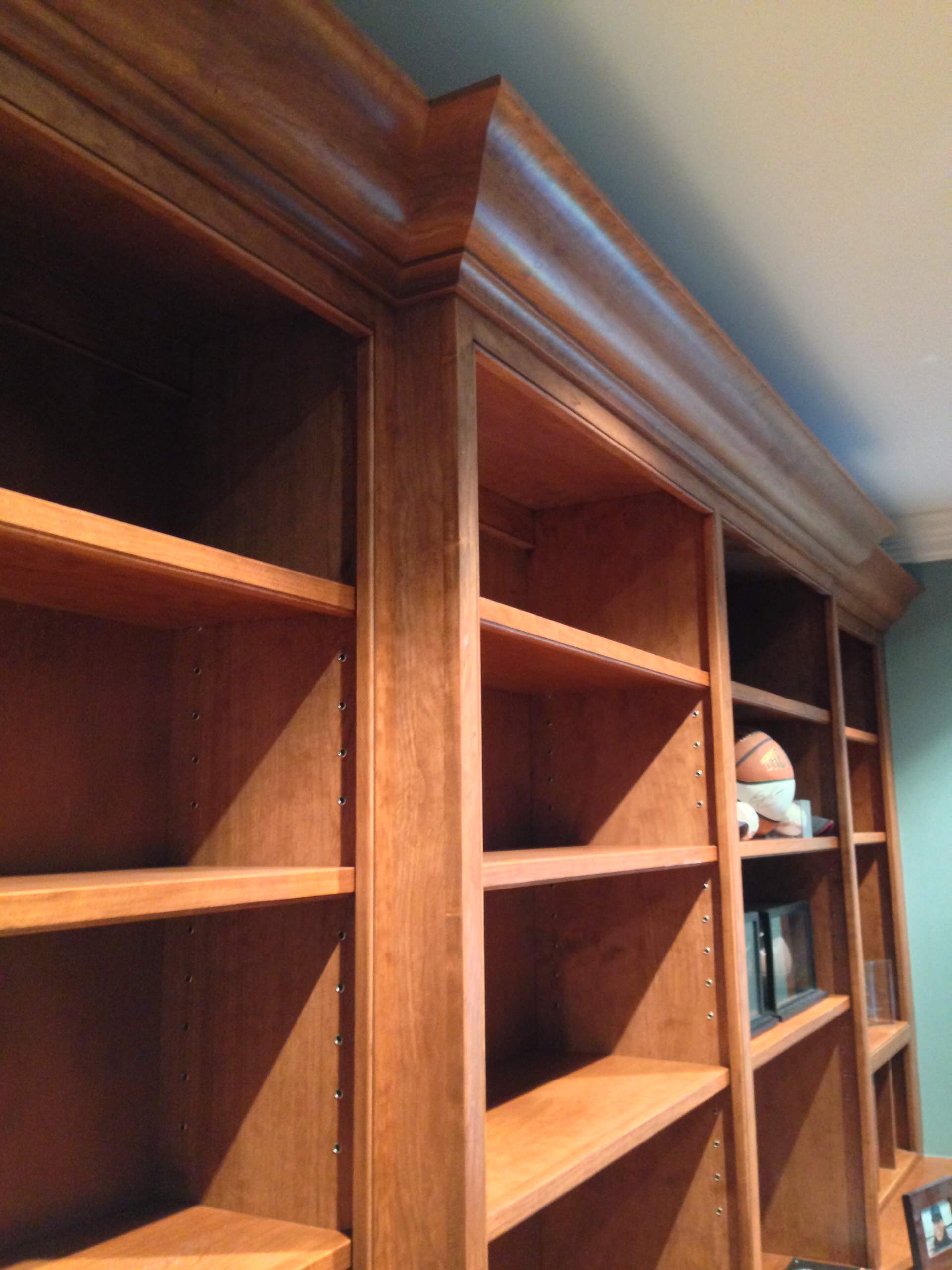Gilley's clients have come to expect this level of detail and quality.