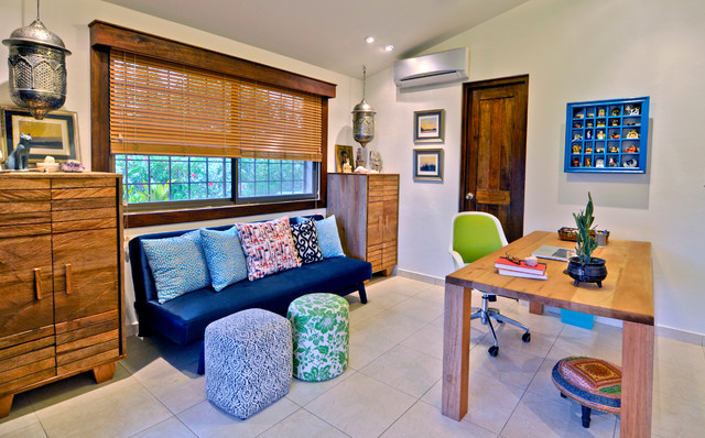 Golf Course Residence - Eclectic - Home Office - Toronto ...