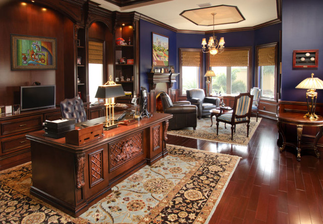 Grand Residence Home Office Other Metro By Weiss