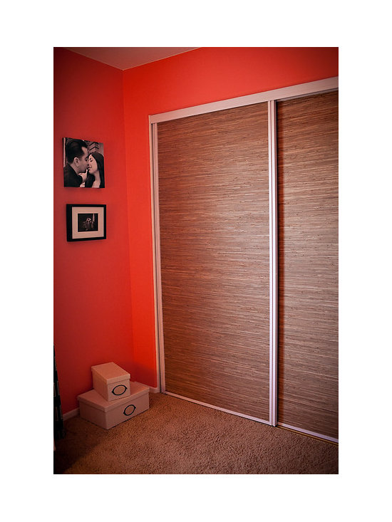 Covered Mirrored Closet Doors Home Design Ideas Pictures