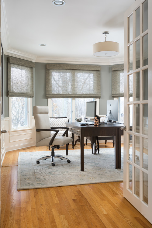 Creating A Comfortable And Inspiring Home Office