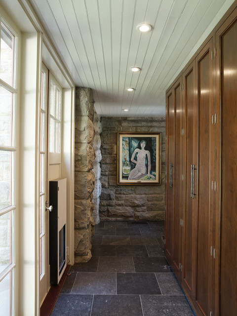Greenwich House Addition contemporary-home-office