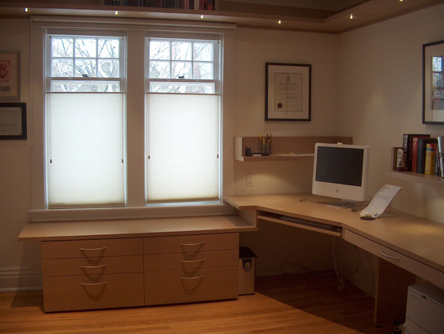 Grenadier contemporary home office