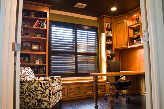 Groch Home Office craftsman-home-office