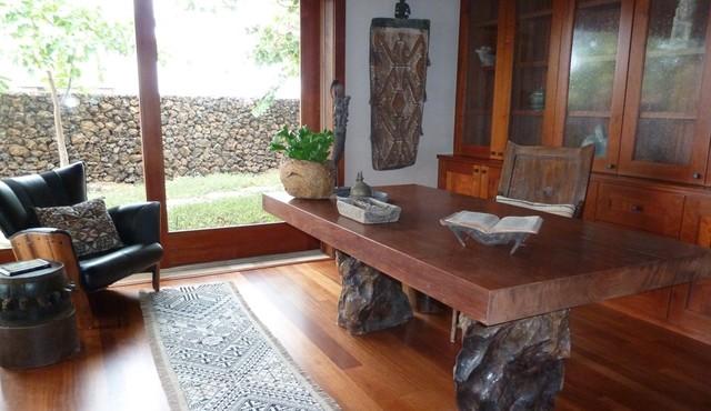 Hale Ku Mana tropical-home-office