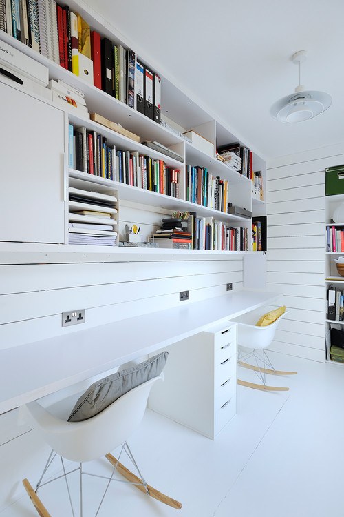 Storage Ideas For Your Home Office