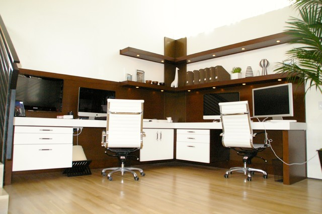 Hermosa Beach Modern Home Office Other By .