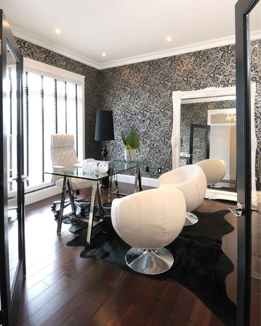 HHL 2010 - Den contemporary-home-office