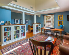 Hickory Lane traditional-home-office