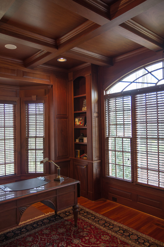 Traditional Home Office Raleigh