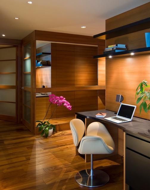 High Rise Condo Modern Home Office San Francisco