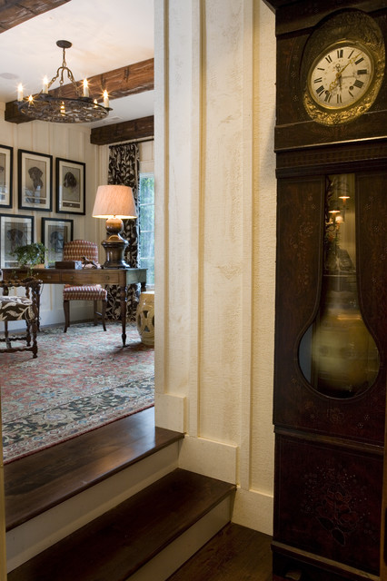 Highlands Showhouse traditional-home-office
