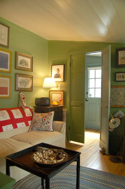 Historic House farmhouse-home-office