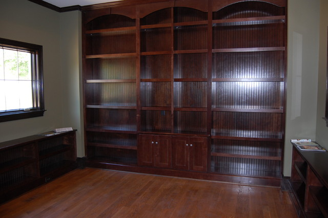 Hobbs Landing traditional-home-office