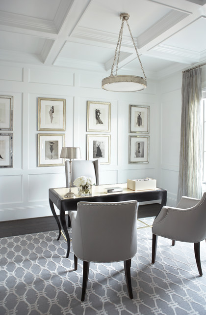 Hollingsworth Park traditional-home-office
