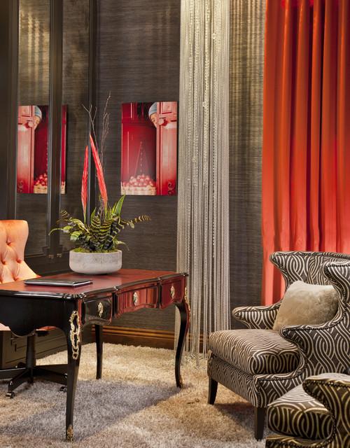 Interior Designer Lori Morris: Hollywood Glamour Meets Modern