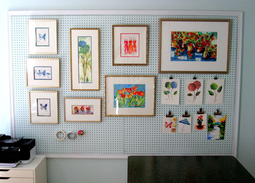 Pegboard Ideas - 13 Ways to Use Pegboards!