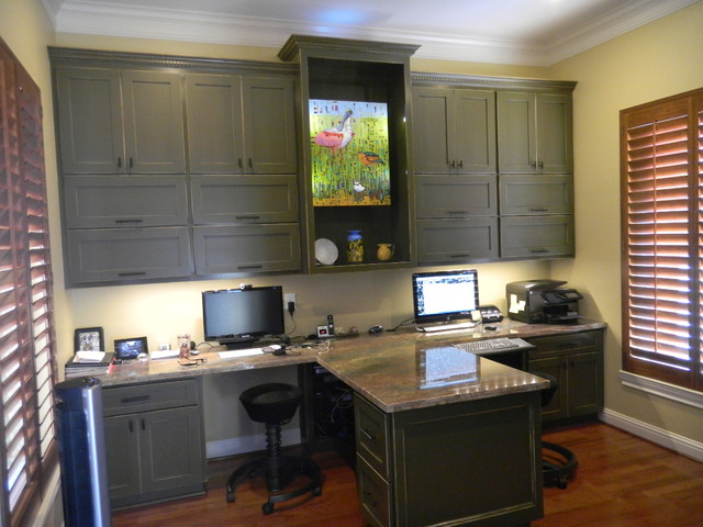 Home Office craftsman-home-office