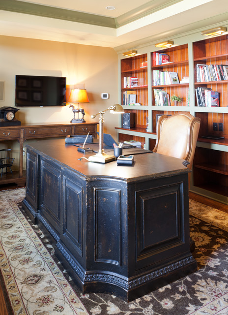 Home Office By Paige Patterson At Sheffield Furniture Interiors
