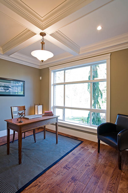 Lot 70 Den traditional-home-office