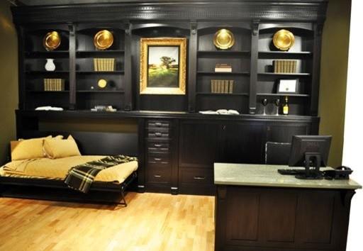Home Office Design Inspiration California Closets DFW Home