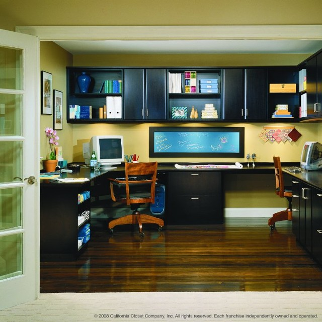 Home Office Design Gallery: Home Office Design Inspiration