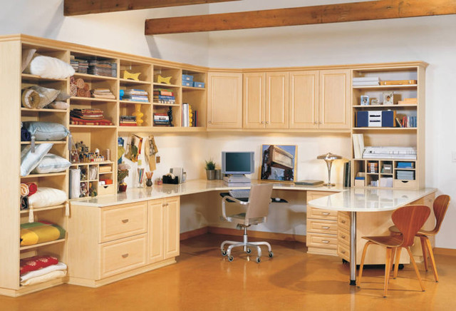 home office design inspiration california closets dfw contemporary home office - Home Office Design Inspiration