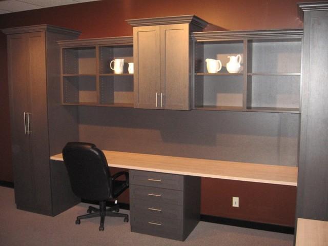 Wondrous Home Office Design Inspiration California Closets Dfw Largest Home Design Picture Inspirations Pitcheantrous