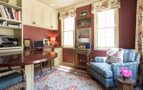Designing a Home Office | Charmean Neithart Interiors designs ...