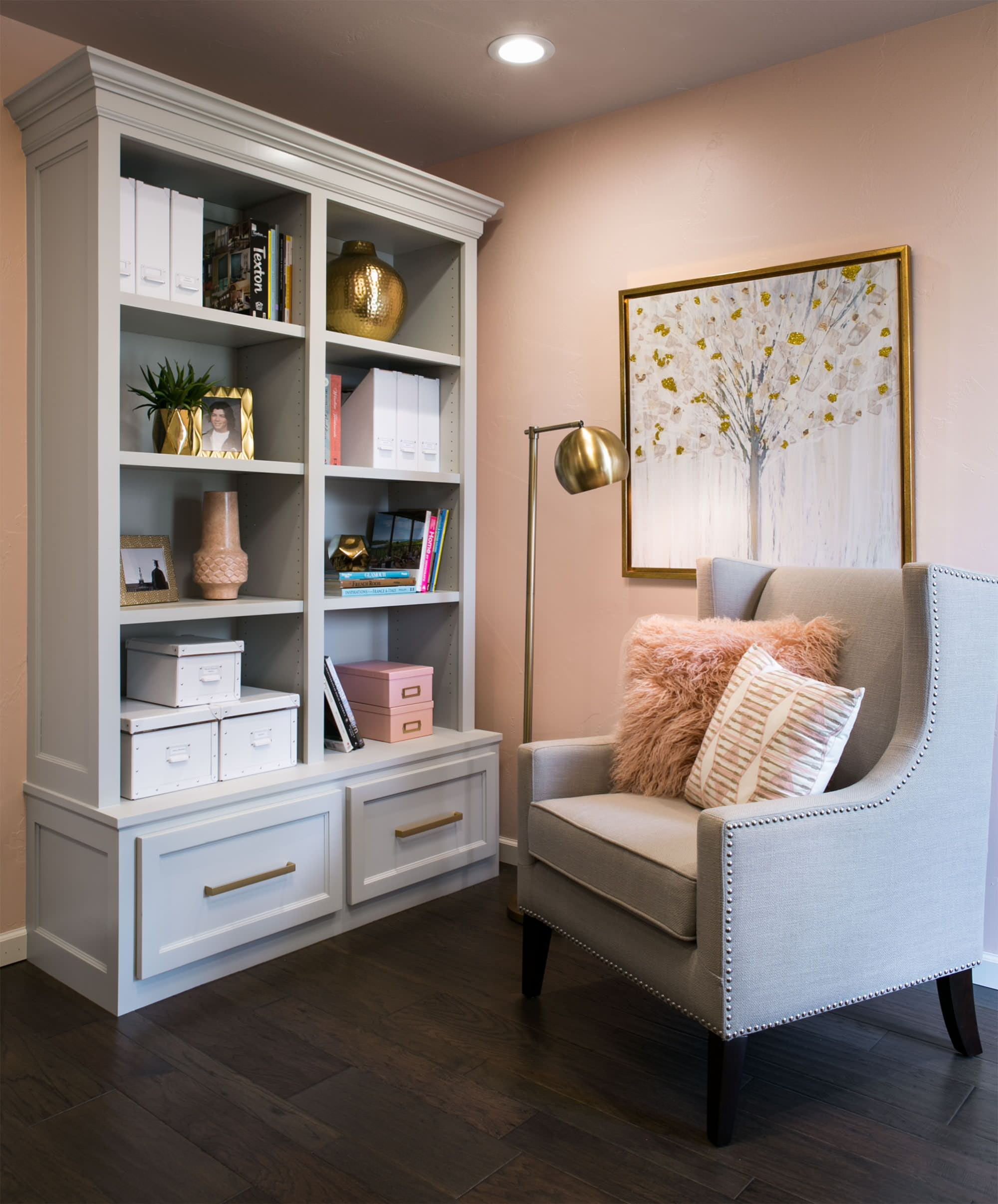 Home Office Furniture and Built In