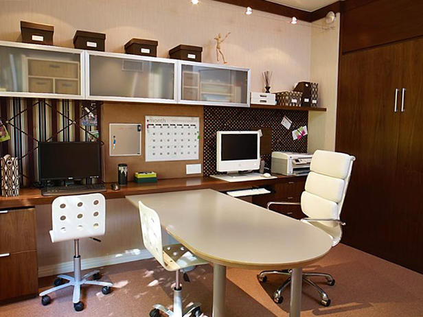 Home office ideas Modern home office design ideas pictures