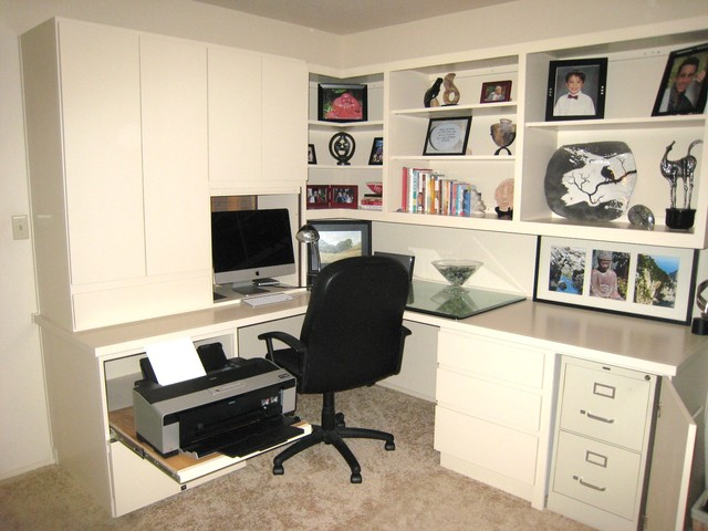 home office white cabinets modern home office cabinets modern home office